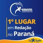 ENEM: La Salle é 1º lugar em redação no Paraná