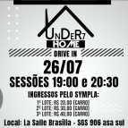 1° espetáculo virtual UNDER7 HOME!