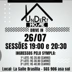 1° espetáculo virtual UNDER7 HOME!