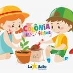 Cuide da natureza na Colônia de Férias do La Salle!