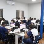 Laboratório de Informática do Colégio La Salle