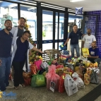 Natal Solidário La Salle: Entrega de Presentes