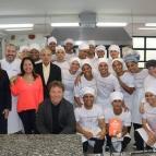 Projeto Energia do Sabor recebe Chefs renomados