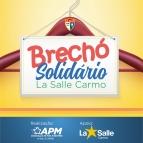 É nessa sexta-feira: 5º Brechó Solidário da APM