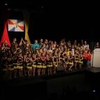 Momento cultural Lassalista: Ritmos do Brasil