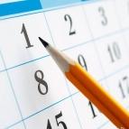 NOVO Horário Escolar a partir de segunda, dia 11