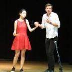 Teatro dos formandos dos 9º anos
