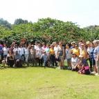 Grupo Conviver visita Águas de Lindóia