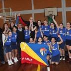 La Salle Peperi é bicampeão estadual de basquete.