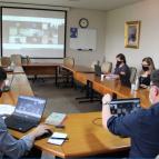 Reunião da Comissão de Planejamento Estratégico