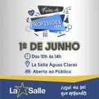 Feira de Profissões da Rede La Salle 2019
