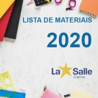 Lista de Materiais Escolares 2020