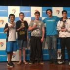 Festival Interescolar de Xadrez
