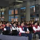 Estudantes recebem resultado do teste vocacional