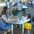 Famílias lassalistas tiveram sábado de integração
