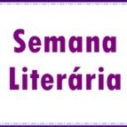 Participe da Semana Literária!