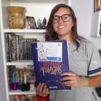 Estudante do Ensino Médio tem crônica publicada