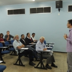 Seminário de Matrículas 2013–Distrito Federal