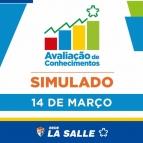 Simulado da Rede La Salle acontece no dia 14/03