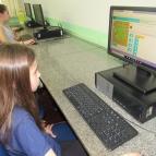 Alunos do 2º ano aprendem lógica de programação