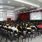 Palestra sobre Bullying - Ensino Fundamental I