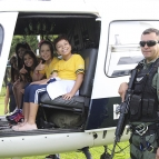 Operação Volta às Aulas com a Polícia Militar do DF