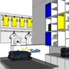 LSSA abre nova loja de uniforme escolar