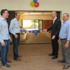 Inauguração do espaço da Educação Infantil