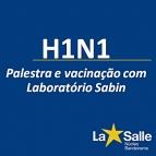 Palestra e Vacinação contra H1N1