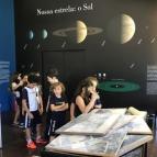 As turmas do 3° ano EF visitam Planetário da UFRGS