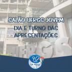 Salão UFRGS Jovem: dia e turno das apresentações