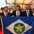 Luverdense conquista Campeonato Mundial de Tiro