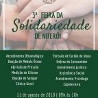 3ª Feira da Solidariedade de Niterói