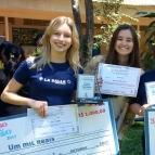Vencedores pela 3ª vez do Concurso de Redação da URI