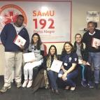 SAMU: Educadores têm formação em primeiros socorros