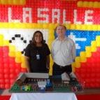 A Escola La Salle Sapucaia completa 16 anos!