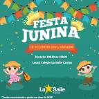 Festa Junina 2018: Apresentações