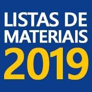 Listas de Materiais Escolares 2019