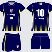 Novos uniformes esportivos
