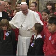 Papa aos Lassalistas: a educação como uma missão