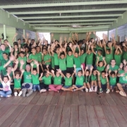 Missão Ribeirinha reforça o Voluntariado Lassalista