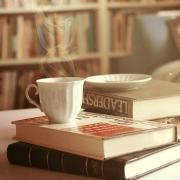 Convite Feira do Livro e 13º Coffee by The Books
