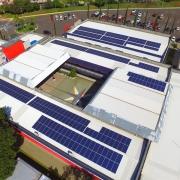 Colégio investe em Energia Fotovoltaica
