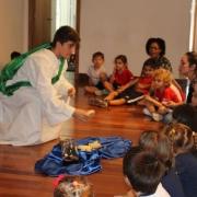 Pastoral e Biblioteca realizam Celebrações de Páscoa