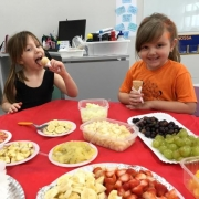 Educação Infantil comemora a Semana da Criança