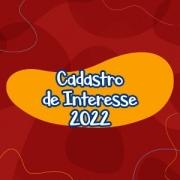 Cadastro de Interesse 2022