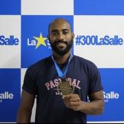 Lassalista conquista mais uma medalha no Jiu-Jitsu
