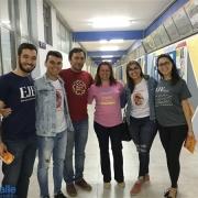 Motivadores do EJE visitam o Colégio