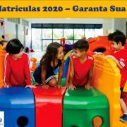 Pré-Matrículas 2020 – Garanta Sua Vaga!