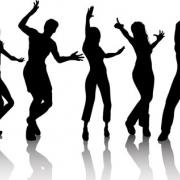 Aulas de dança no Colégio La Salle